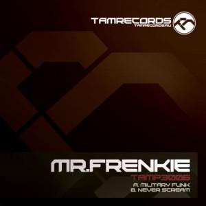 Album Military Funk, Never Scream from Mr.Frenkie