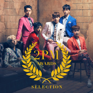 2PM的專輯2PM AWARDS SELECTION