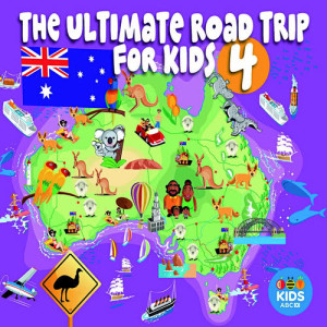 Album Ultimate Road Trip For Kids from Juice Music
