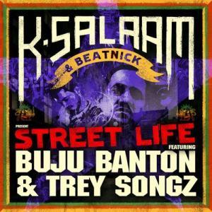 Buju Banton的專輯Street Life - Single