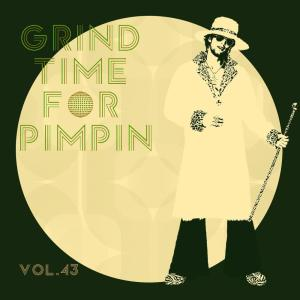 Album Grind Time For Pimpin,Vol.43 from Various Artists