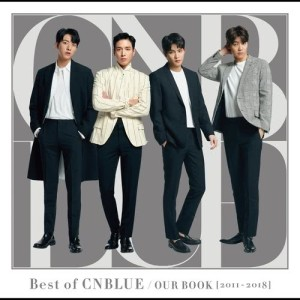 CNBLUE的專輯Best of CNBLUE / OUR BOOK [2011-2018]
