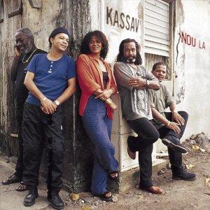 Album Nou La from Kassav'