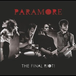 Album The Final Riot! from Paramore