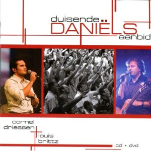 Album Duisende Daniels Aanbid - Live from Cornel Driessen