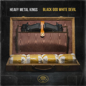 Album Black God White Devil (Bonus Edition) from Vinnie Paz
