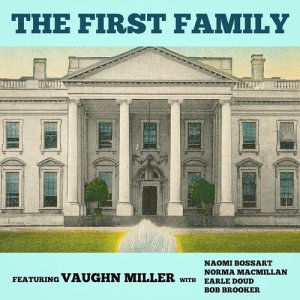 Album The First Family from Vaughn Meader