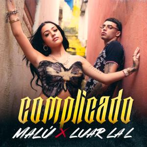 Album Complicado (feat. Luar La L) (Explicit) from Malu Trevejo