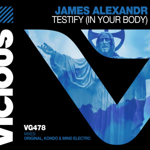Album Testify (In Your Body) from Mind Electric