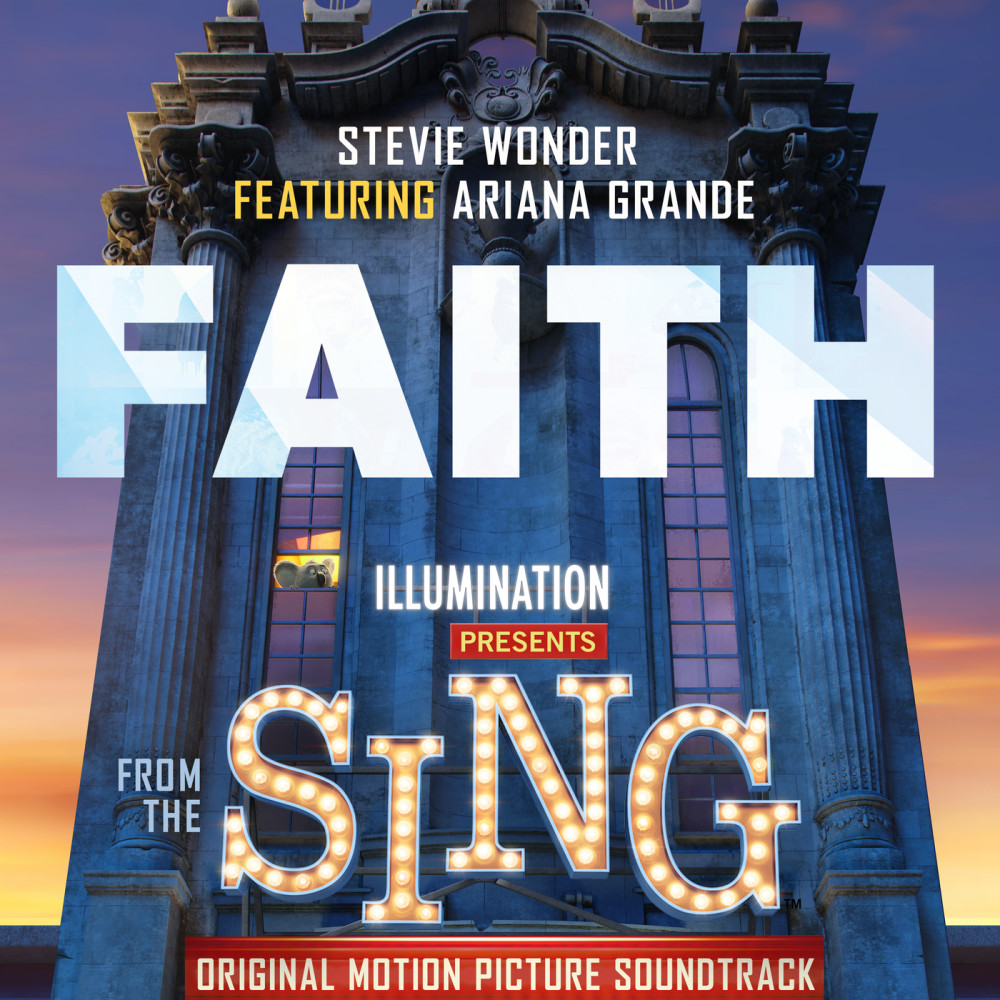 Faith 2016 Stevie Wonder; Ariana Grande