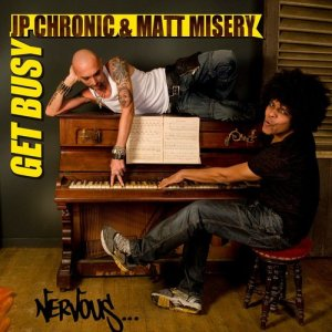 Album Get Busy from Jp Chronic