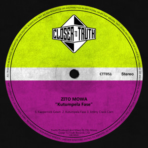 Album Kutumpela Fase from Zito Mowa