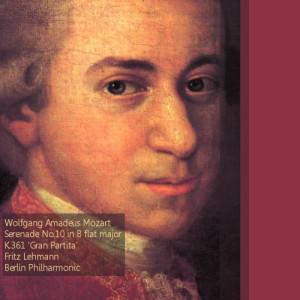"Album Mozart: Serenade No. 10 in B-Flat Minor, K. 361 - ""Gran Partita"" from London Philharmonic"