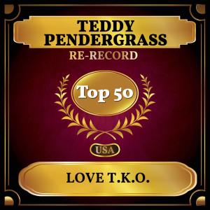 Album Love T.K.O. (Billboard Hot 100 - No 44) from Teddy Pendergrass
