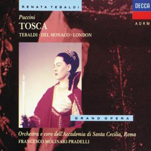 "Listen to Act 3 - Prelude - ""Io de' sospiri"" song with lyrics from Renata Tebaldi"