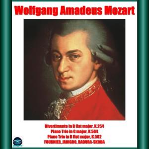 Antonio Janigro的專輯Mozart: Divertimento in B flat major, K.254 - Piano Trio in G major, K.564 - Piano Trio in B flat major, K.502
