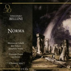 Josephine Veasey的專輯Bellini: Norma