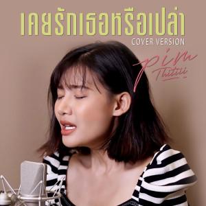 อัลบัม เคยรักเธอหรือเปล่า cover version - Single ศิลปิน พิม ฐิติยากร