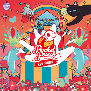 Listen to RED PUNCH song with lyrics from 로켓펀치