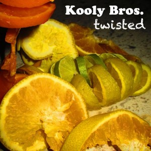 Album Twisted from Kooly Bros