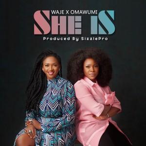 Album She Is from Waje