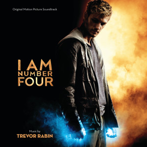 Album I Am Number Four from Trevor Rabin