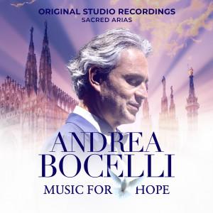 Album Music For Hope: Original Recordings 'Sacred Arias' from Andrea Bocelli