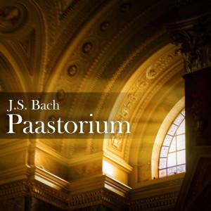 Album Bach Paasoratorium from Gustav Leonhardt
