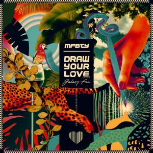 Draw Your Love (with Galaxy Fan) dari Tiger JK
