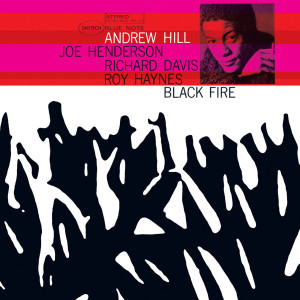 Black Fire 2004 Andrew Hill