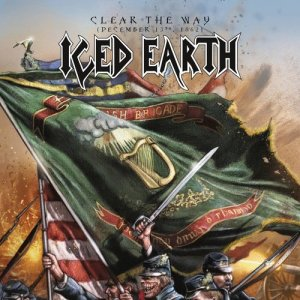 Album Clear the Way (December 13th, 1862) from Iced Earth