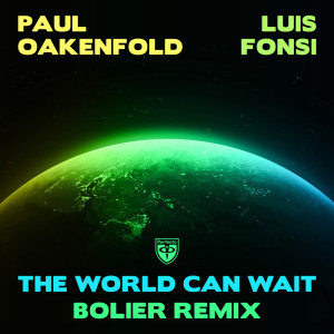Album The World Can Wait from Luis Fonsi