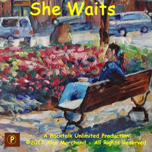 Album She Waits from Alan Marchand