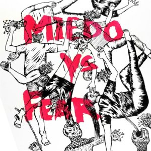 Album Miedo vs. Fear from Jimmy Flamante