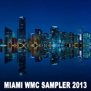 Various Artists的專輯Miami Wmc Sampler 2013