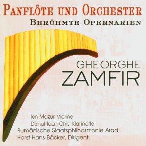 Album Panflöte und Orchester - Berühmte Opernarien from Gheorghe Zamfir