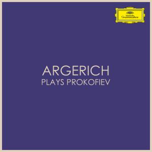 Album Argerich plays Prokofiev from Martha Argerich