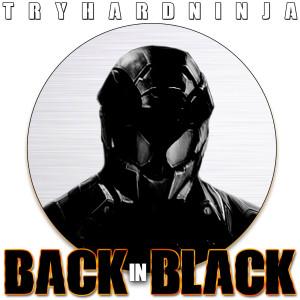 Album Back in Black from TryHardNinja