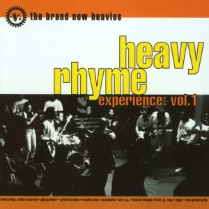 Album Heavy Rhyme Experience Vol. 1 from The Brand New Heavies