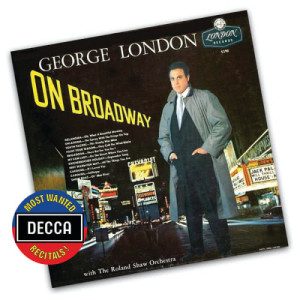 George London的專輯On Broadway