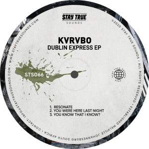 Album Dublin Express EP from KVRVBO