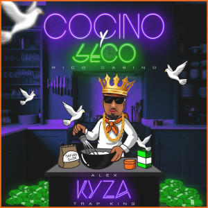 Album Cocino y Seco from Alex Kyza