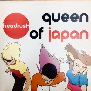 Album Headrush from Queen of Japan