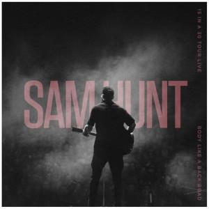 Sam Hunt的專輯Body Like A Back Road