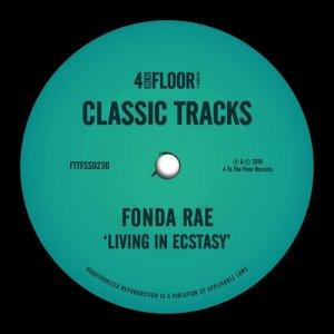Album Living In Ecstasy from Fonda Rae