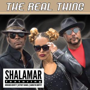 Album The Real Thing (feat. Howard Hewett, Jeffrey Daniel & Carolyn Griffey) from Shalamar