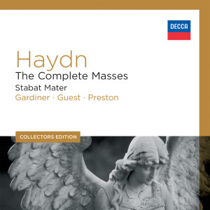 Simon Preston的專輯Haydn: The Complete Masses; Stabat Mater