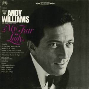 Listen to I've Grown Accustomed to Her Face song with lyrics from Andy Williams