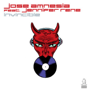Album Invincible from Jose Amnesia