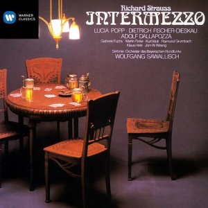 Sawallisch, Wolfgang的專輯Strauss, R.: Intermezzo op.72